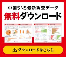 中国SNS最新調査データ無料ダウンロード