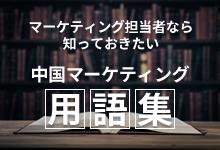 中国マーケティング用語集