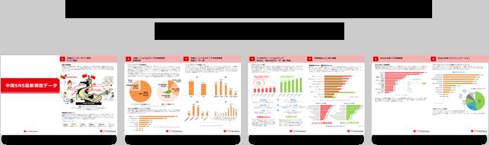 中国マーケティング実施時におさえておきたい中国SNS最新調査データ無料ダウンロード