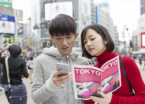 訪日中国人利用者の多い中国SNSアプリ